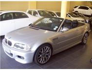 2004 BMW M3 SMG CONVERTIBLE FOR SAL... Durban