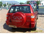 2013 Chery Tiggo 1.6TX Brand New At Used Price