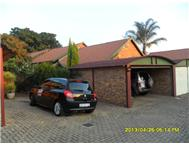 Townhouse to rent monthly in CLUBVIEW CENTURION
