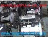 Hyundai sonata 2.0L G4CP engine used/imported
