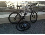 Merida bike mountain bike with extras