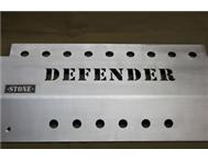 Bash plate for Land Rover Defender