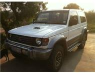 Pajero SWB for Sale