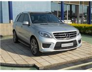Mercedes Benz - ML 63 AMG (386 kW)