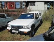 Isuzu KB 280 Double Cab !!! With Canopy !!!