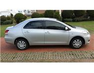 2008 TOYOTA YARIS T 3 SEDAN A/C