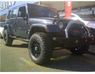 Jeep Wrangler Unlimited Crdi