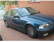 E36 323 BMW facelift
