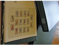 Stamps - Isle of Man collection
