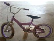 Good condition girl s bicycle