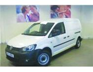 VW Caddy Maxi 2.0 TDi Panel Van