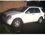 Merc ML320 - Must go by this weekend! All offers considered