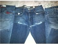 Mens Levi & Guess Jeans For Sale!