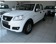 GWM - Steed 5 2.0 VGT Double Cab 4X4