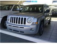 2009 JEEP PATRIOT 2.4 Ltd