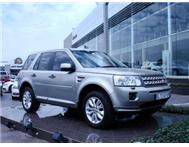 2011 Land Rover Freelander II 2.2 SD4 SE Auto