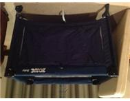 2 camp cots in excellent condition with mattresses