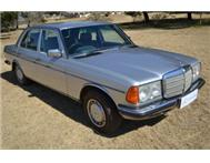 1984 Mercedes-Benz 230E W123 For Sale in Cars for Sale Gauteng Randburg - South Africa