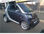 SMART SUNRAY LIMITED EDITION 2005 CONVERTABLE AUTOMATIC