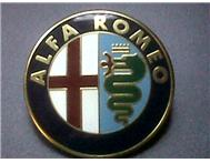 Alfa Romeo Grille Badge