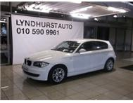 2007 BMW 118i 5-door steptronic