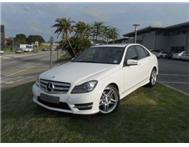 2012 Mercedes-Benz C 350 Blue Efficiency Avantgarde 7G-Tronic