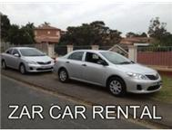 Car Rental in Durban