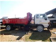 ISUZU 5 TON WITH 366 ADE engine
