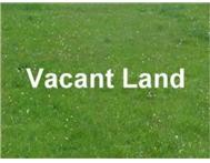 Vacant land / plot for sale in Vaalview