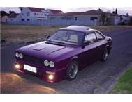 Fiat Lancia Beta Twincam 2.0 Supercharged Coupe