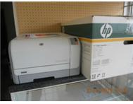 HP Color Laser Printer CP1215
