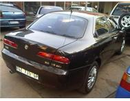 ALFA ROMEO STILL IN VERY GOOD CONDITION UP FOR SALE OR SWAP