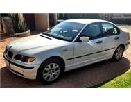 SPOTLESS 2003 BMW 318i Manual