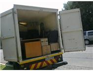 deliveries removals transport for only R250