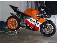 VFR NC30 TRACK/RACE BIKE