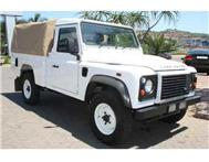 2013 LAND ROVER DEFENDER 110 TD high-capacity pick-up