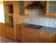 Fitted Wood Kitchen with Granite tops