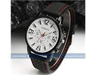 Fashion Military Pilot Aviator Army Style Silicone Men Outdoor Sport Wrist Watch brand new
