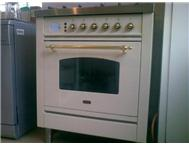 Ilve gas hob/electric oven stove/cooker - Italian design at its best