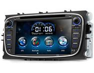Ford car Dvd Navigation GPS Bluetooth Ipod Radio