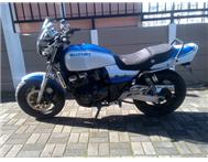 Suzuki 400cc Motorcycle for sale