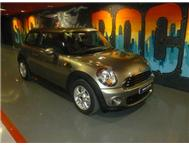 2013 MINI ONE 1.6 72kw
