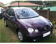 2003 VW Polo Playa 1.4