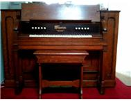 Collectors Gregorian Reed Organ