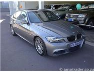 2012 BMW 3 SERIES 320d -Motor Sport - Steptronic Auto E90