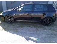 Rent to own:VW GOLF 5 INSTALLMENTS of R3900pmX24mnths