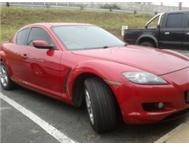 Mazda RX-8 (RX8) for sale Urgent