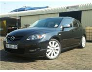 2009 MAZDA MPS 3 2.3L 192kw FULL HOUSE