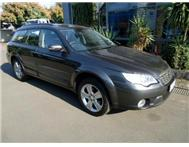 2009 SUBARU OUTBACK 2.5I MANUAL