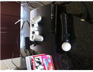 Playstation 3 and accessories